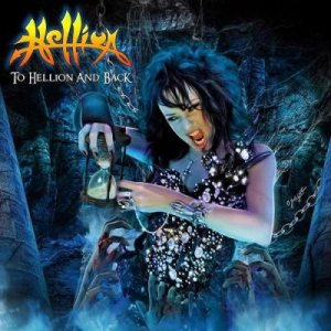 Hellion - To Hellion and Back cover art