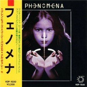 Phenomena - Phenomena cover art