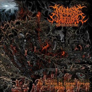 Apoptosis Gutrectomy - The Infinite of Eternal Torture - Promo 2015 cover art