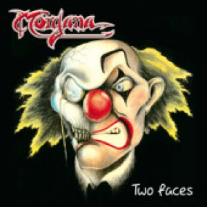 Morgana - Two Faces cover art