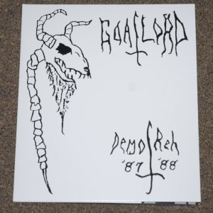 Goatlord - Demo'87 / Reh'88 cover art