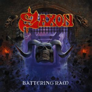 Saxon - Battering Ram cover art