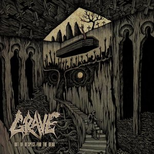 Grave - Out of Respect for the Dead cover art
