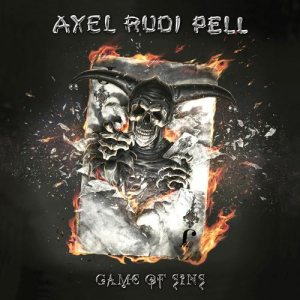 Axel Rudi Pell - Game of Sins cover art