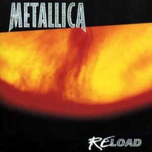 Metallica - Reload cover art