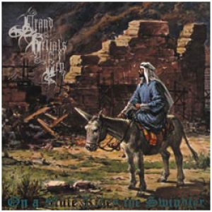 Grand Belial's Key - On a Mule Rides the Swindler cover art