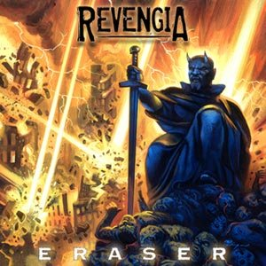Revengia - Eraser cover art