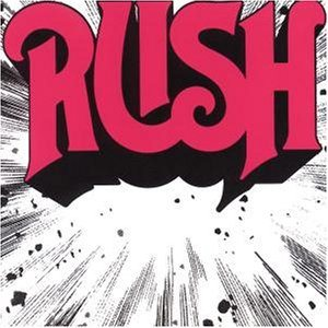 Rush - Rush cover art