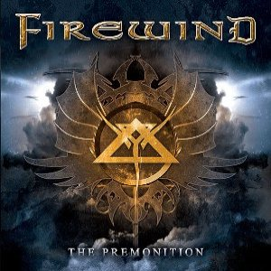 Firewind - The Premonition cover art