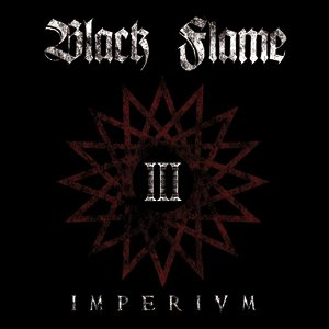 Black Flame - Imperivm cover art