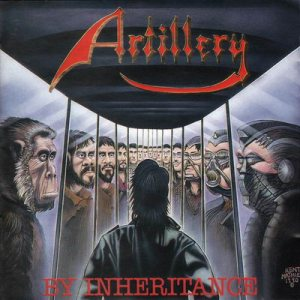 Artillery - By Inheritance cover art