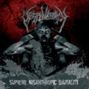 Despondency - Supreme Misanthropic Brutality cover art