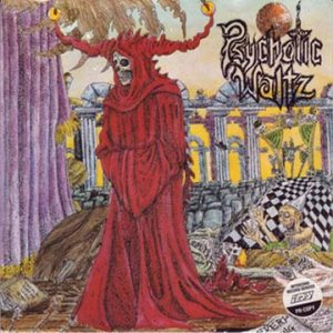 Psychotic Waltz - I Remember cover art