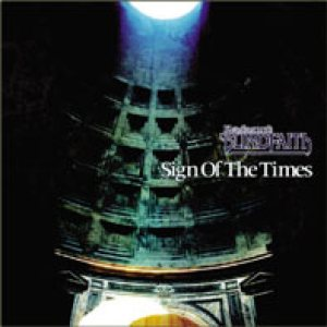 Kelly Simonz's Blind Faith - Sign of the Times cover art