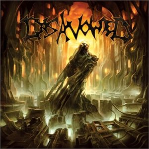 Disavowed - Stagnated Existence cover art