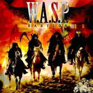 W.A.S.P. - Babylon cover art