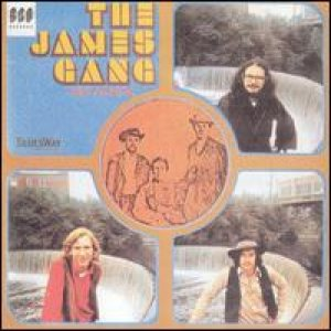 James Gang - Yer' Album cover art