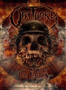 Obituary - Live Xecution - Party.San 2008 cover art
