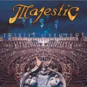 Majestic - Trinity Overture cover art