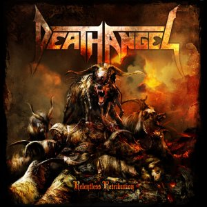 Death Angel - Relentless Retribution cover art
