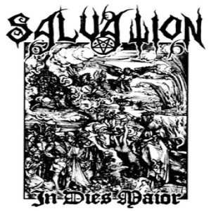 Salvation666 - In Dies Maior cover art