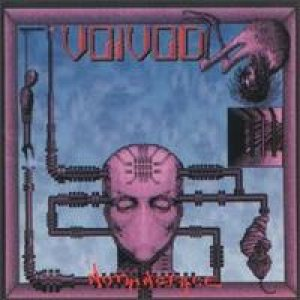Voivod - Nothingface cover art