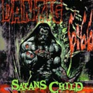 Danzig - 6:66 - Satan's Child cover art