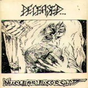 Deceased - Nuclear Exorcist cover art