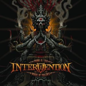 Intervention - Words of Violence cover art