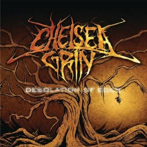 Chelsea Grin - Desolation of Eden cover art