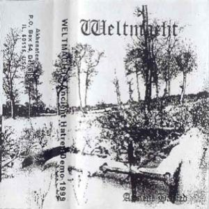Weltmacht - Ancient Hatred cover art
