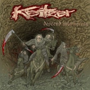 Keitzer - Descend Into Heresy cover art