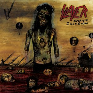 Slayer - Christ Illusion cover art