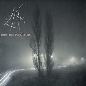 Líam - Silhouettes Lay Waste to the Living cover art