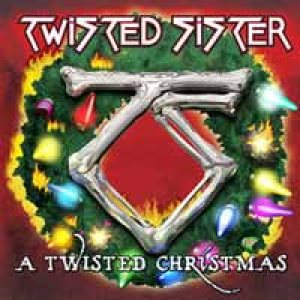 Twisted Sister - A Twisted Christmas cover art