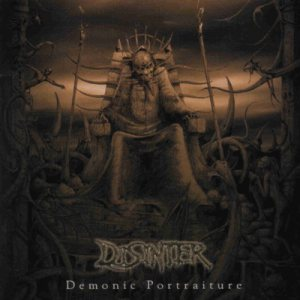 Disinter - Demonic Portraiture cover art
