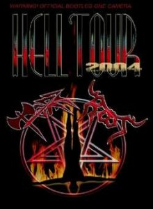 Törr - Hell Tour 2004 cover art