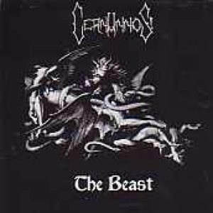 Cernunnos - The Beast cover art