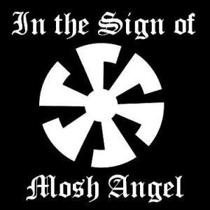 Mosh Angel - In the Sign of Mosh Angel cover art