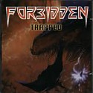Forbidden - Trapped cover art