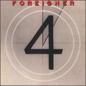 Foreigner - 4 cover art