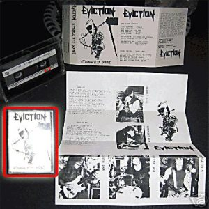 Eviction - Struggle with Society cover art