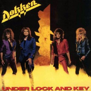 Dokken - Under Lock and Key cover art