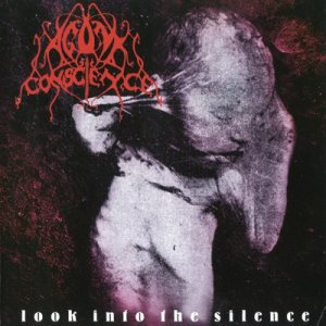 Agony Conscience - Look into the Silence cover art