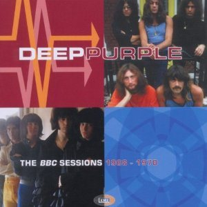 Deep Purple - BBC Sessions 1968 - 1970 cover art
