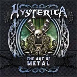 Hysterica - The Art of Metal cover art
