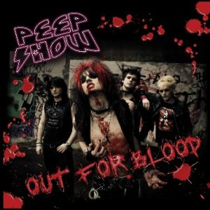 Peep Show - Out for Blood cover art