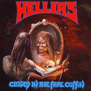 Hellias - Closed in the Fate Coffin cover art