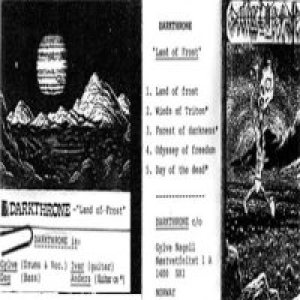 Darkthrone - Land of Frost cover art