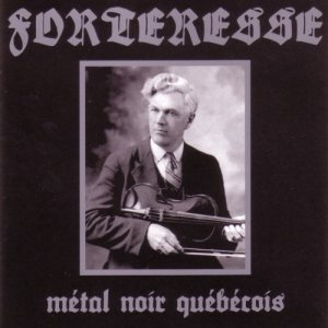 Forteresse - Metal Noir Quebecois cover art